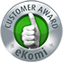 Ekomi Customer Reviews